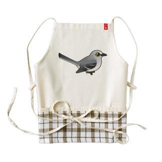 Birdorable Northern Mockingbird Zazzle HEART Apron