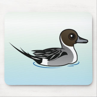 Birdorable Northern Pintail Mouse Pad