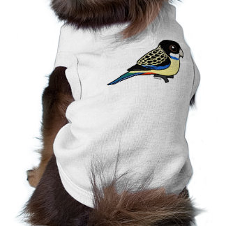 Birdorable Northern Rosella Pet Tshirt
