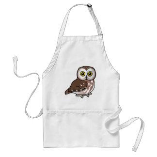 Birdorable Northern Saw-whet Owl Aprons