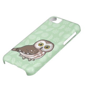 Birdorable Northern Saw-whet Owl Cover For iPhone 5C