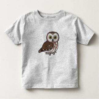 Birdorable Northern Saw-whet Owl Toddler T-shirt