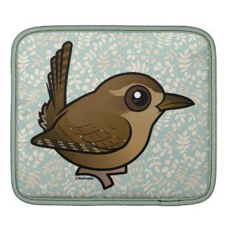 Birdorable Pacific Wren iPad Sleeve
