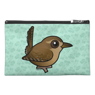 Birdorable Pacific Wren Travel Accessories Bag