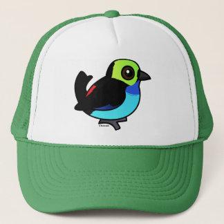 Birdorable Paradise Tanager Trucker Hat