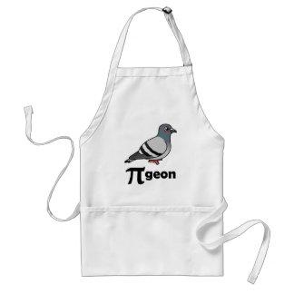 Birdorable PI-geon / Pigeon Pi Adult Apron