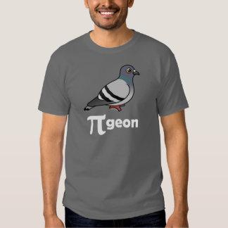 Birdorable PI-geon / Pigeon Pi T Shirt