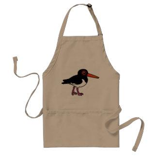 Birdorable Pied Oystercatcher Aprons