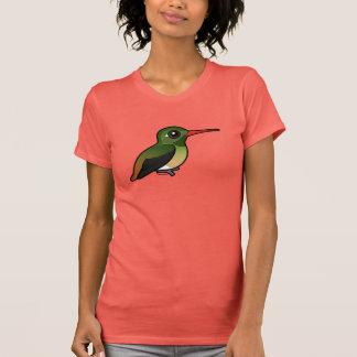 Birdorable Piel de ante-hinchó el colibrí Playeras