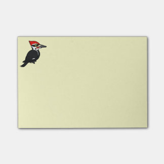 Birdorable Pileated Woodpecker Post-it Notes