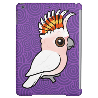 Birdorable Pink Cockatoo Cover For iPad Air