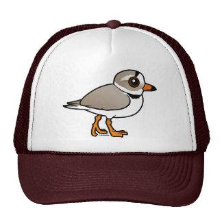 Birdorable Piping Plover Trucker Hats