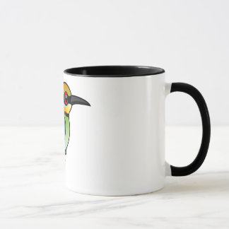 Birdorable Rainbow Bee-eater Mug