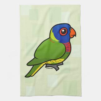 Birdorable Rainbow Lorikeet Hand Towel