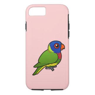 Birdorable Rainbow Lorikeet iPhone 7 Case