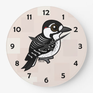 Birdorable Red-cockaded Woodpecker Large Clock
