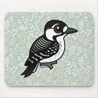 Birdorable Red-cockaded Woodpecker Mouse Pad