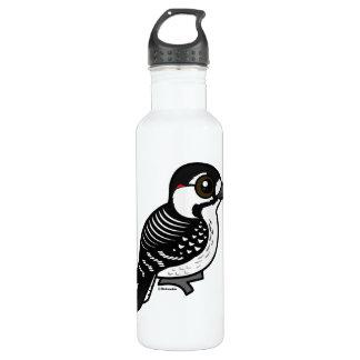 Birdorable Red-cockaded Woodpecker 24oz Water Bottle