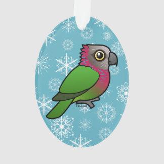 Birdorable Red-fan Parrot