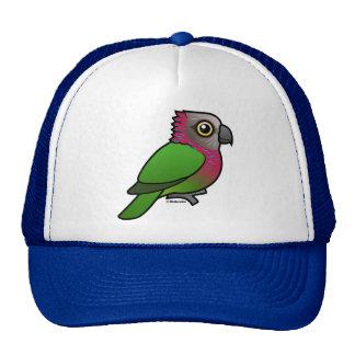 Birdorable Red-fan Parrot Trucker Hat