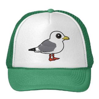 Birdorable Red-legged Kittiwake Trucker Hat