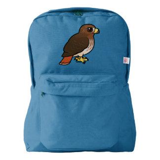 Birdorable Red-tailed Hawk American Apparel™ Backpack