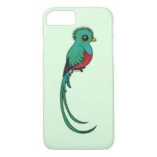 Birdorable Resplendent Quetzal iPhone 7 Case