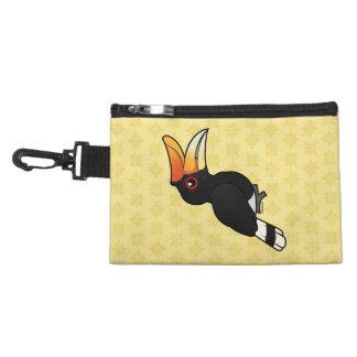 Birdorable Rhinoceros Hornbill Accessories Bags