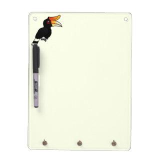 Birdorable Rhinoceros Hornbill Dry-Erase Board
