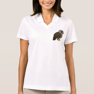 Birdorable Ridgway's Hawk Polo Shirt