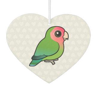 Birdorable Rosy-faced Lovebird