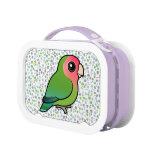 Purple yubo Lunch Box