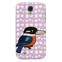 Rufous-bellied Kookaburra Case-Mate Barely There Samsung Galaxy S4 Case