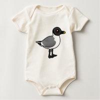 Sabine's Gull Infant Organic Creeper