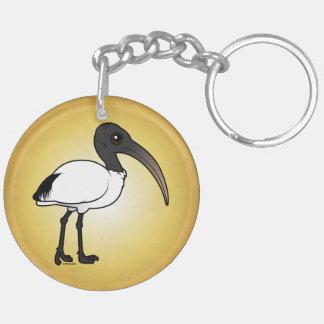Birdorable Sacred Ibis Keychain