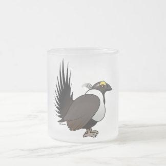 Birdorable Sage Grouse Coffee Mugs
