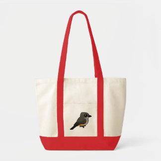 Birdorable Say's Phoebe Tote Bag
