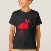 Scarlet Ibis Kids' Hanes TAGLESS® T-Shirt