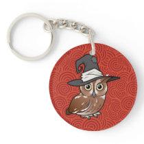 Birdorable Screech Owl Witch Keychain