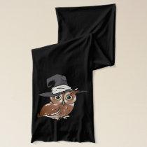 Birdorable Screech Owl Witch Scarf
