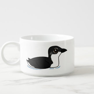 Birdorable Scripp's Murrelet Bowl