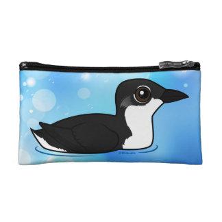 Birdorable Scripp's Murrelet Makeup Bag