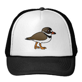 Birdorable Semipalmated Plover Mesh Hats