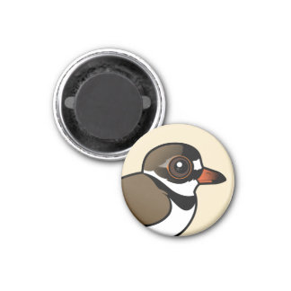 Birdorable Semipalmated Plover Magnet