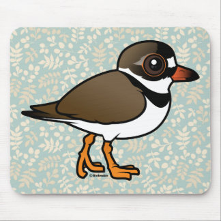 Birdorable Semipalmated Plover Mouse Pad