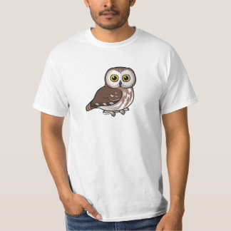 Birdorable septentrional Sierra-amola el búho Camisas