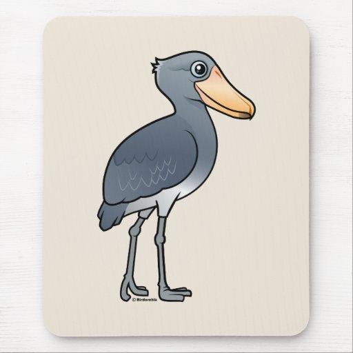 Birdorable Shoebill Tapete De Ratones