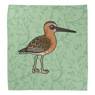 Birdorable Short-billed Dowitcher Bandana