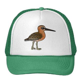 Birdorable Short-billed Dowitcher Trucker Hat