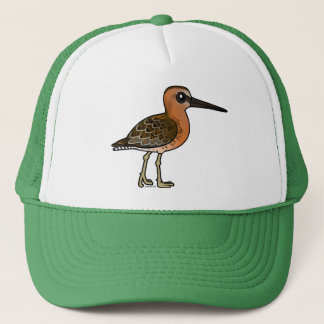 Birdorable Short-billed Dowitcher Trucker Hat